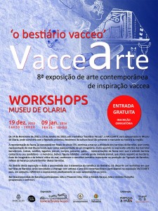 Workshop Vacceart @ Barcelos | Braga | Portugal