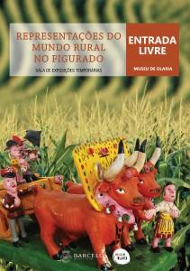[:pt]Representações do Mundo Rural no Figurado[:] @ Sala de Exposições Temporárias | Barcelos | Distrito de Braga | Portugal