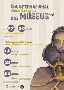 Dia Internacional dos Museus e Noite Europeia 2016