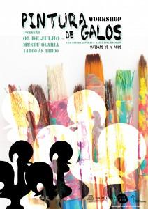 Workshop |Pintura de Galos @ Museu de Olaria | Barcelos | Braga | Portugal