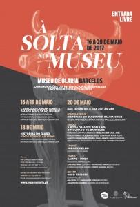 Dia Internacional dos Museus e Noite Europeia 2017
