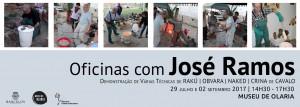workshop José Ramos @ Rua Cónego Joaquim Gaiolas