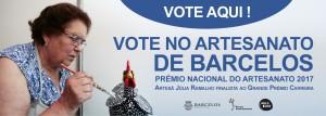 Prémio Nacional Artesanato 2017