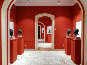 Rostos dos Presidentes da República | Museu Municipal Casa Mora - Montijo