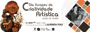 Dia Europeu da Criatividade Artística 2019 @ Rua Cónego Joaquim Gaiolas