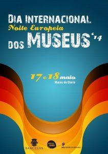 Dia Internacional dos Museus e Noite Europeia 2014