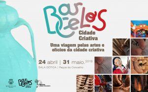 Barcelos Cidade Criativa @ Sala Gótica - Paços do Concelho