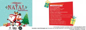 [:pt]Férias de Natal no Museu de Olaria[:]